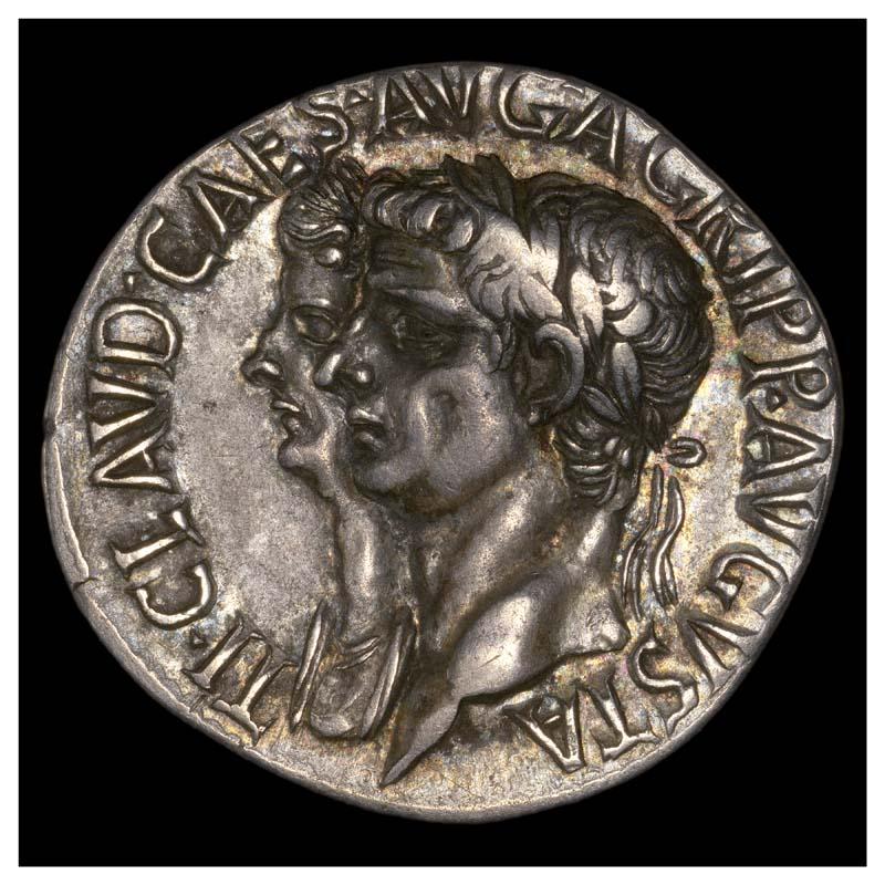 Excelente página de numismática con las monedas más representativas de la numismática antigua Claudius_agrippina_cisto_o